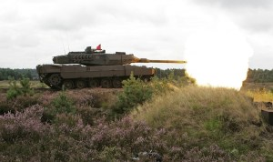 Donate Leopard 2A6 now, get a deal later