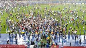 After the match Dnipro vs. Napoli