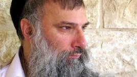 President of Israel's Institute for Eastern Partnership Rabbi Avraam Shmulyevich
