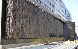 Holodomor Memorial, Washington, D.C., erected August 4, 2015