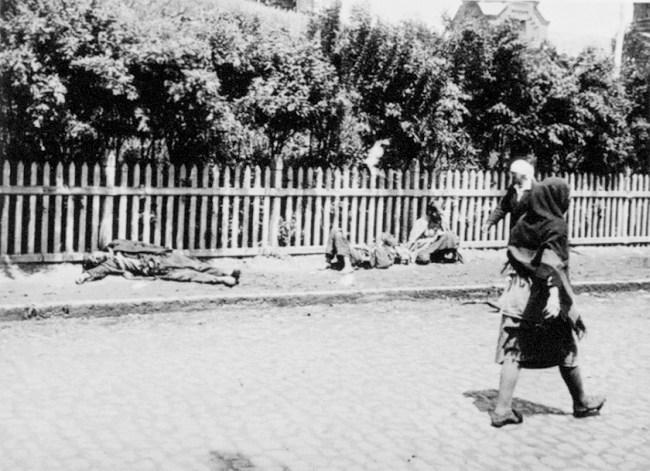 Hunger femine Holodomor genocide Ukraine Kharkiv