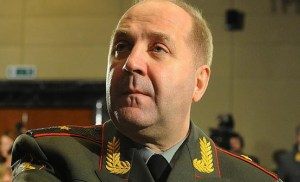 Col.Gen. Igor Sergun, 59, the head of the GRU (Russia's military intelligence directorate), who has long done secretive dirty work at the order of the Kremlin in the war against Ukraine died suddenly on January 4, 2016