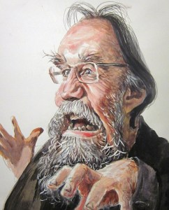 Aleksandr Dugin (Image: Denis Lopatin, MaximOnline.ru)