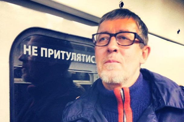 Aleksandr Shchetinin actively supported Euromaidan