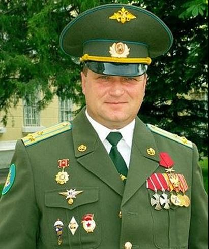 Photo (in the uniform of the RF AF Colonel): AF RF Major-General Ihor Borysovych Tymofeyev (Russian: Тимофеев, Игорь Борисович). Source: gur.mil.gov.ua.
