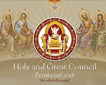 The Holy and Great Council of Orthodox churches has been in preparation for the past 40 years. It will take place at the Orthodox Academy of Crete from 18 to 27 June 2016. The opening of the Council will take place after the Divine Liturgy of the feast of Pentecost, and the closure – the Sunday of All Saints, according to the Orthodox calendar. (Source: Patriarchate.org)