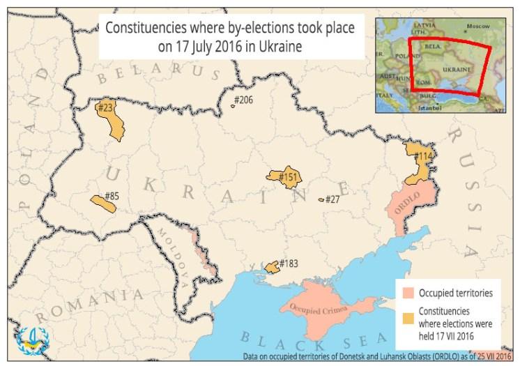 Map: Euromaidan Press