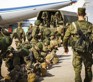 Russian paratroopers (Image: stat.mil.ru)