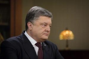 Petro Poroshenko (Image: president.gov.ua)