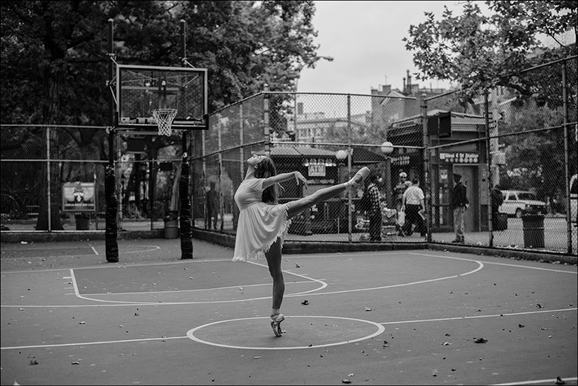 Isabella Boylston​ - West 4th Street Courts (bp-11-195)