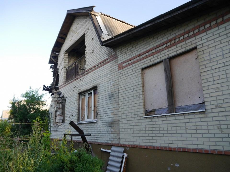 Pisky Out-patient Clinic, Yasynuvatsky District, Donetsk Oblast