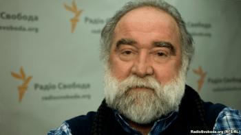 Professor Oleh Panfilov, historian, journalist