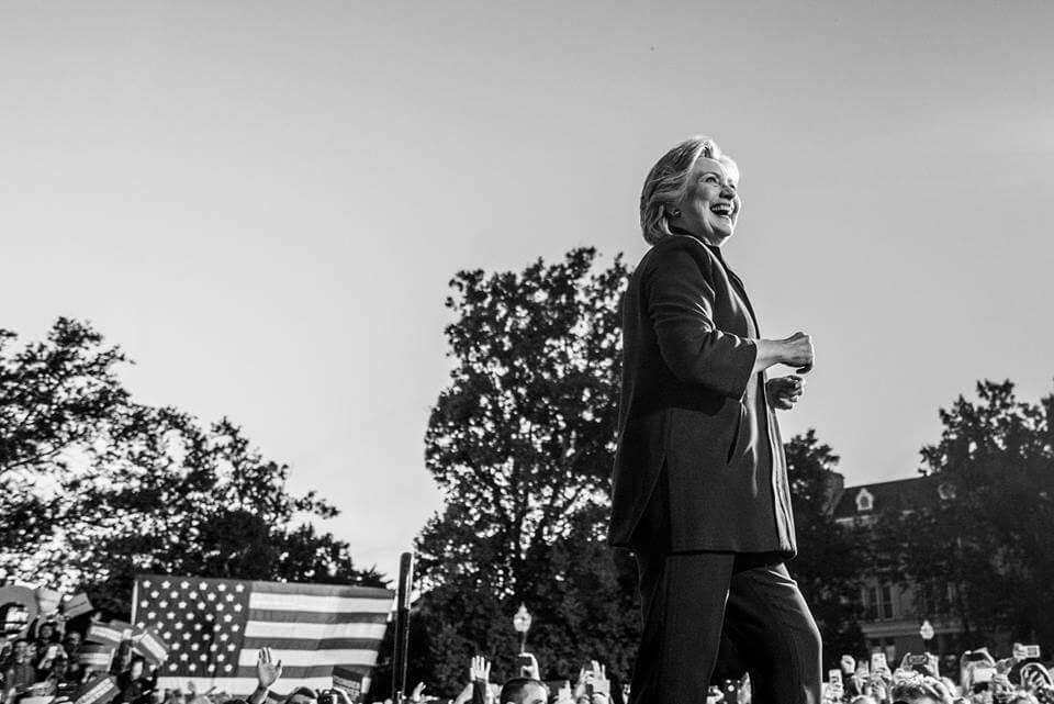 Hillary Clinton (Source: facebook.com/hillaryclinton)