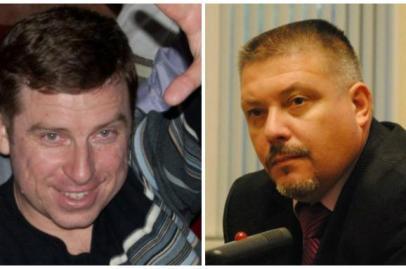 Dmytro Shtyblikov, Serhiy Besarabov