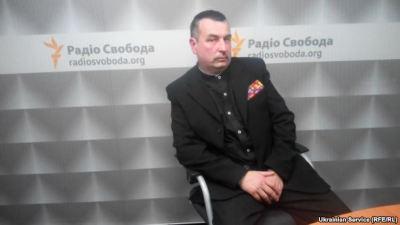 Historian Valeriy Snehirev