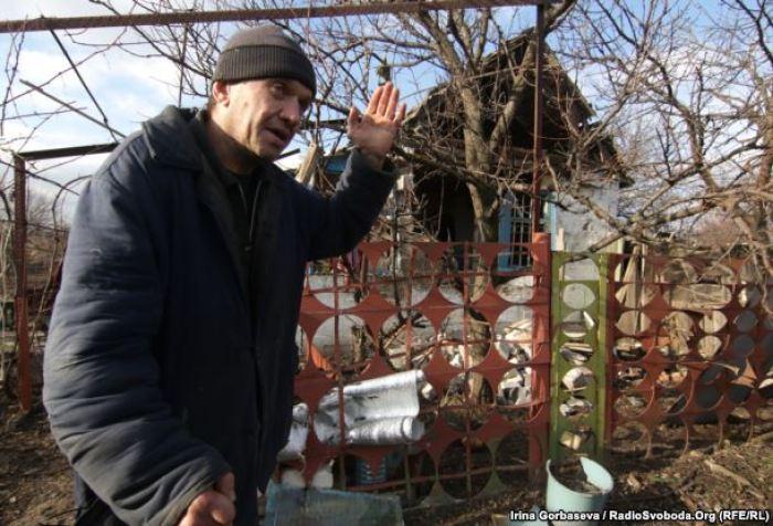 Serhiy, resident of Vodyane