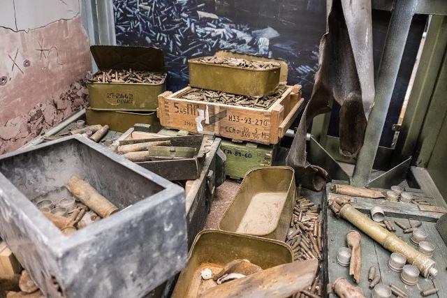 Weapons and ammunition Photo: adm.dp.gov.ua