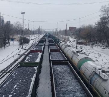 Donbas Blockade