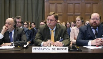 Russia in The Hague: the lies, the fakes, and the fairy tales