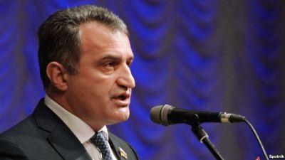 General Anatoly Bibilov. Photo: Voskresenskiy/RIA Novosti.