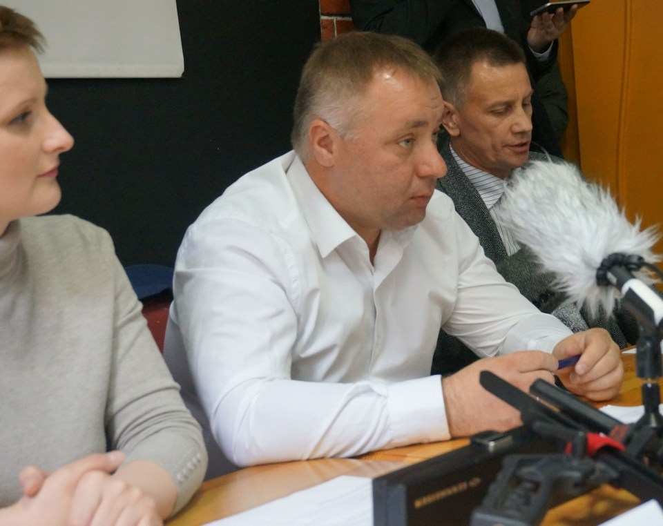 Andrey Bazhutin, the head of the Carrier Union of Russia (Image: opr.com.ru)