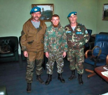 gratov valery, a russian colonel who fought for the Russian terrorists in the Donbas