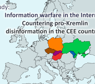 Disinformation in CEE countries - Russia uses different tools and channels for different countries