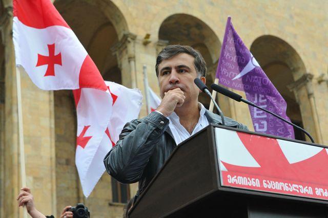 Mikheil Saakashvili was the third President of Georgia for two consecutive terms from 25 January 2004 to 17 November 2013. Photo: RIA Novosti