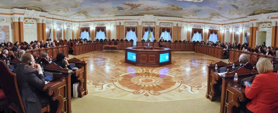 The Supreme Court of Ukraine. Photo: Kyiv University of Law