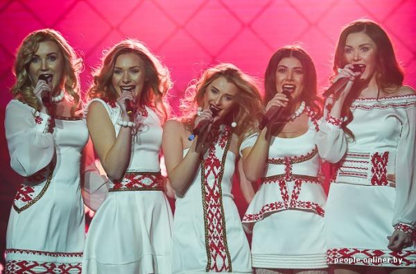 Belarusian women, singers