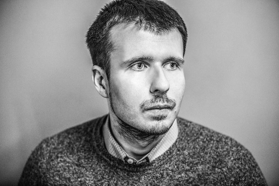 Ivan Prymachenko, the founder of Prometheus Photo from private archive of Ivan Prymachenko