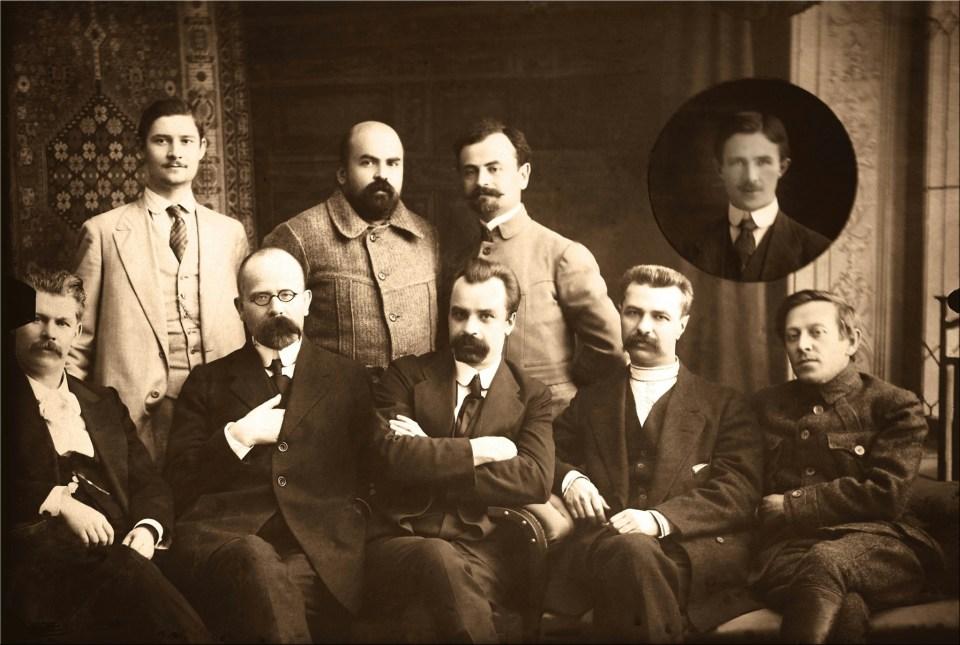 20 December 1917. The General Secretariat of the Central Rada of the fist convocation. Photo: kmu.gov.ua