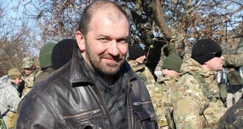 "Aleksandr Kazakov, a ""political scientist"". Photograph: Politnavigator"