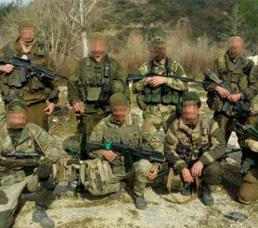 russian mercenaries in syria