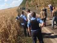 raider attack on one of the Ukrainian farm businesses