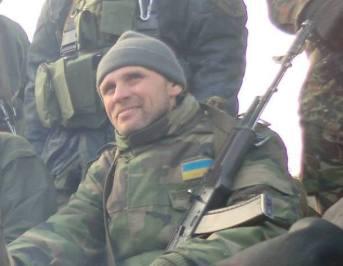 "Ihor Turkov, call sign ""Partisan"""