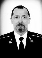 "Serhiy Arkush, call sign ""Krab"""