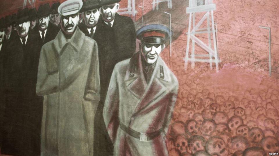'Stalin's Repressions' by Igor Obrosov