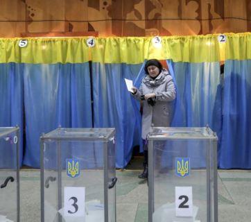 Risk zones of Russia's meddling in 2019 Ukrainian election