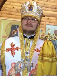 Donetsk and Mariupol Archbishop Serhii (Horobtsov) of the Orthodox Church of Ukraine