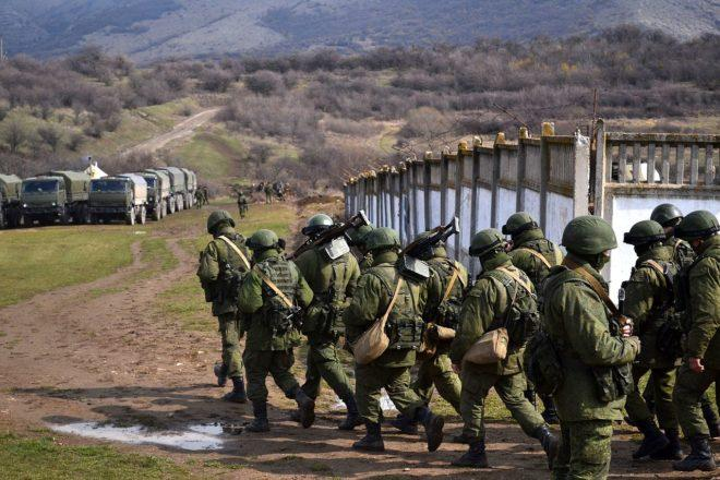 Could Ukraine have fought off Crimean occupation? A crucial document
