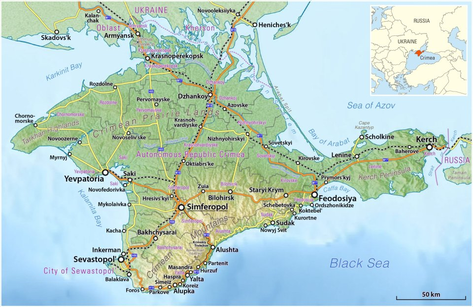 NGOs to push for sanctions on 29 Crimea-based enterprises and their