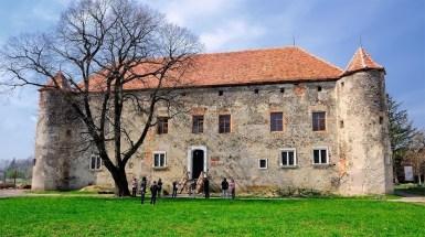 St Miklos Castle. Photo: guide.karpaty.ua