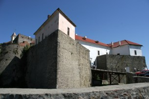Entrance to Palanok Castle, Mukacheve. Photo: pizzatravel.com.ua