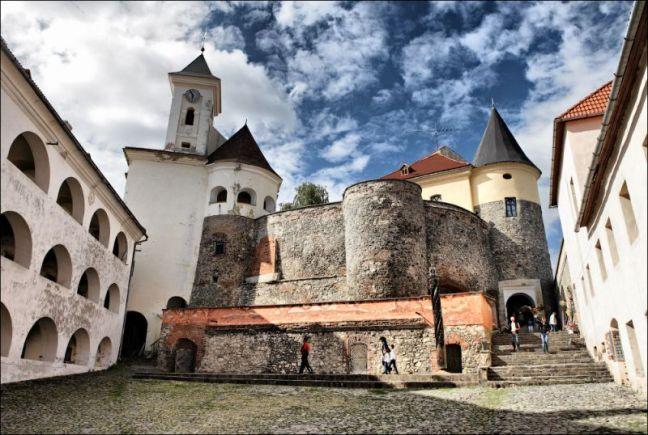 Palanok Castle. Photo: igotoworld.com