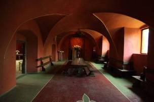 St Miklos Castle interiors. Photo: we.org.ua