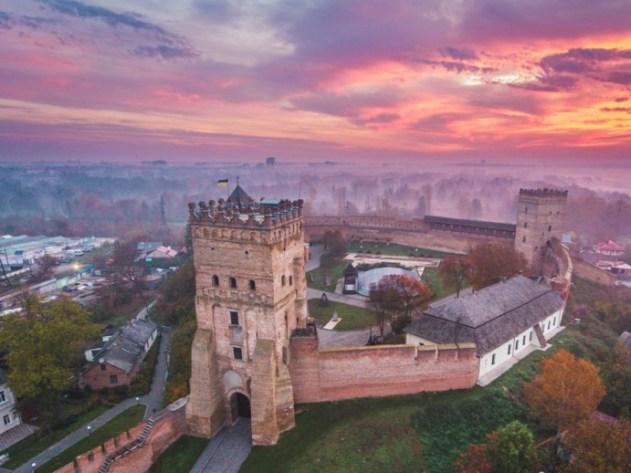Lutsk Castle. Source: Ukrinform