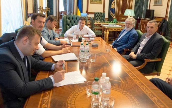 La présidence Zelensky - Page 4 Kolomoiskyi