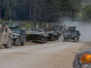 Ukrainian military participating in the international military exercise Combined Resolve XIV at the US Army Training Center in Germany. (Source: mil.gov.ua)