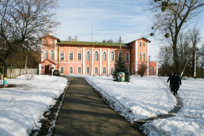 Parkhomivka